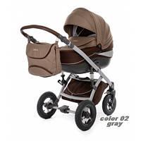 Функциональная детская коляска Tako Moonlight Grey/Black