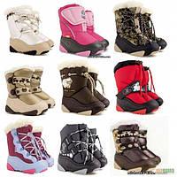Сапоги, ботинки детские зима