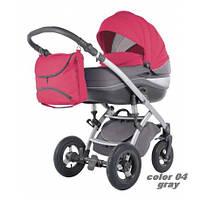 Функциональная детская коляска Tako Omega Grey/Black