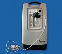 Концентратор кислорода «Марк 5 НУВО 8», Кислородный концентратор на 8 л., для аппаратов ИВЛ