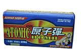 Таблетки для потенции Атомная Бомба/Atomic Bomb оригинал 10 таблеток в упаковке, фото 1