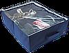 Органайзер для обуви на 6 пар ORGANIZE (джинс), фото 6