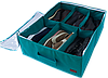 Органайзер для обуви на 6 пар ORGANIZE (лазурный), фото 4