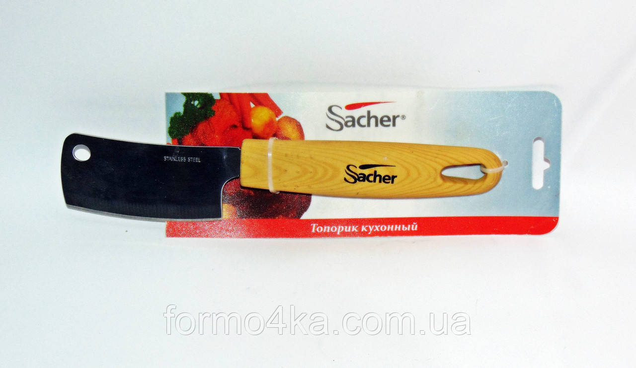 Топірець кухонний для зелені Sacher