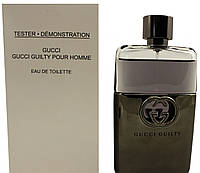 Тестер Guilty Pour Homme Gucci для мужчин, 100 мл