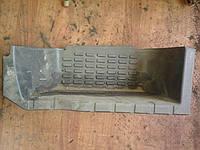 Порог ступенька в кабину пластиковая левая Газель Соболь ГАЗ 2217 2705 3221 2310 2752 3302