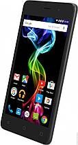 Мобильный телефон Archos 45D Platinum Black, фото 3