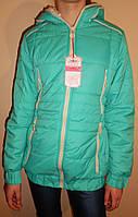 Курточки демисезонные на девочек, Венгрия, 134 -164 см