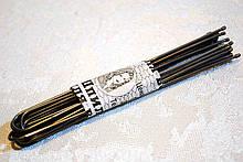 Металлические шпильки для волос средние 100 шт.