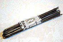 Большие шпильки для волос светлые 100 шт.