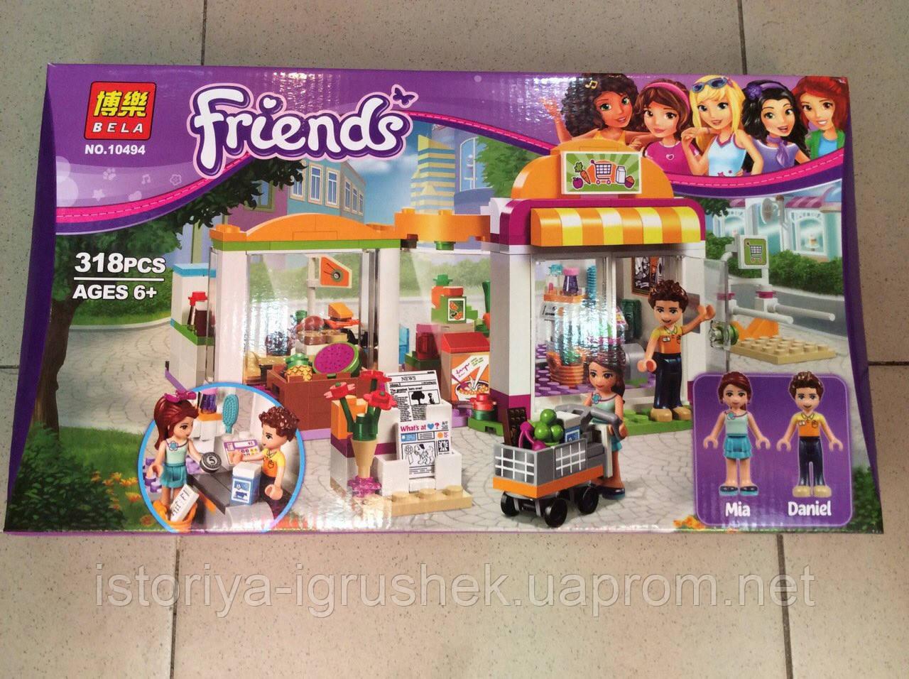 Конструктор Bela Friends 10494