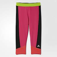 Женские капри Adidas techfit (Артикул: AJ2266)