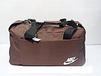 Спортивная сумка 140/1 шоколадный