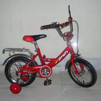 Велосипед PROFI детский 18 дюймов, красный