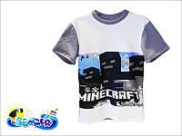 Детские футболки Майнкрафт