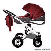 Функциональная детская коляска Tako Omega Plus
