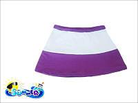 Трикотажные юбки для девочек