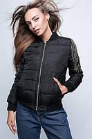 Куртка короткая демисезонная женская