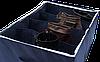 Органайзер для обуви на 4 пары ORGANIZE (джинс), фото 7