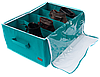Органайзер для обуви на 4 пары ORGANIZE (лазурный), фото 4