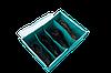 Органайзер для обуви на 4 пары ORGANIZE (лазурный), фото 6