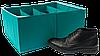 Органайзер для обуви на 4 пары ORGANIZE (лазурный), фото 7