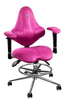 Ортопедическое детское кресло Кидс KIDS (розовый)