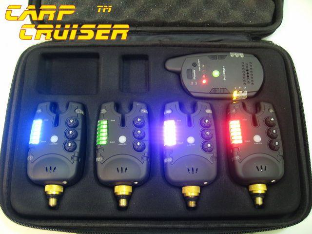 Электронные сигнализаторы поклевки и свингеры для рыбалки