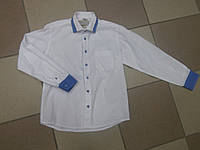 Рубашка детская белая Tsarevich
