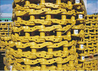 Гусеничная цепь 44 звеньев для Hitachi, Cat, Jcb, Komatsu.