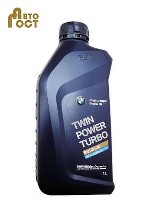 Масло моторное BMW TwinPower Turbo Longlife-04 SAE 0W-30 1 л, фото 2