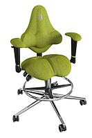 Ортопедическое детское кресло Кулик Систем Кидс KIDS (оливковый)