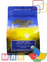Mt. Whitney Coffee Roasters Органический перуанский молотый кофе средней обжарки, 340 г