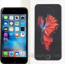 "Точная копия iPhone 6S, 1 Sim-ка, 4,7"", Android, Wi-Fi, 228Mb/8GB, металл, GREY, фото 3"