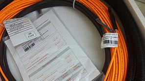 Ультра тонкий кабель для теплого пола ( под ковролин ) 2 м.кв