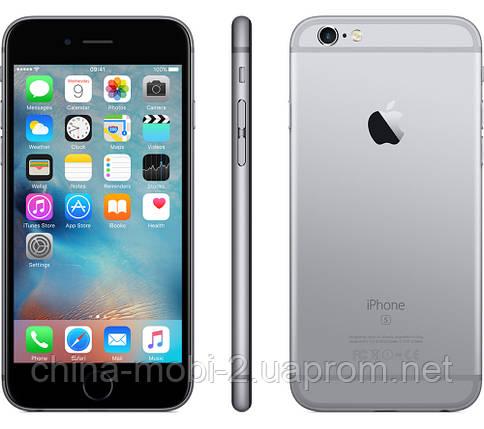 "Точная копия iPhone 6S, 1 Sim-ка, 4,7"", Android, Wi-Fi, 228Mb/8GB, металл, GREY, фото 2"