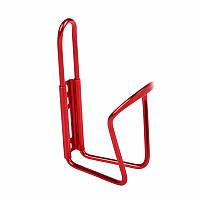 Крепление фляги для велосипеда (флягодержатель), Красный, фото 1