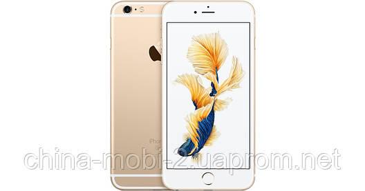 "Копия iPhone 6S  - 1 Sim-ка, 4,7"", Android, Wi-Fi, 228Mb/8GB, GOLD, фото 2"