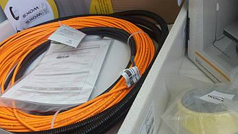 Ультра тонкий кабель теплого пола (в плиточный клей )  3 м.кв , фото 3