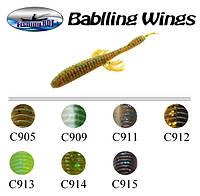 Сьедобный силикон Fishing ROI Bablling Wings 3807-C909 75mm