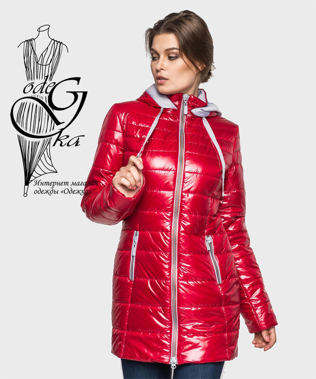 Подобные товары-1 Курток стеганых на двойном синтепоне Салли-1