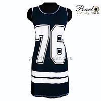 Спортивное платье- борцовка