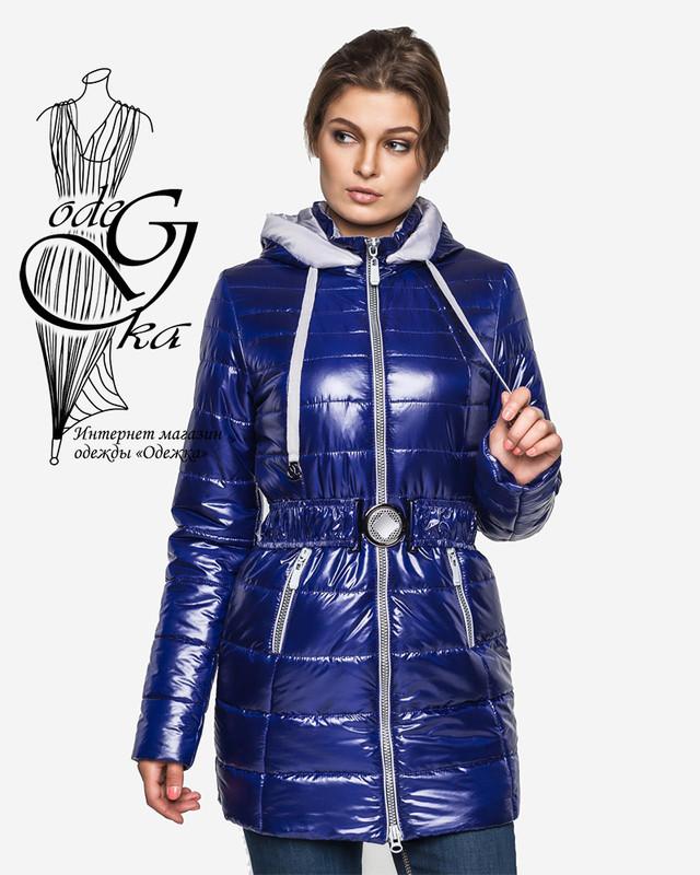 Подобные товары-2 Курток стеганых на двойном синтепоне Салли-1