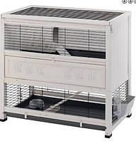 Клетка для кролика Ferplast Cottage - размеры 108x59x102 см