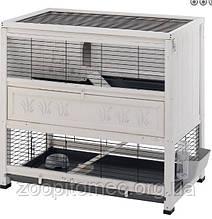 Вольєр-клітка для кроликів FERPLAST-ФЕРПЛАСТ COTTAGE - розміри 108x59x102 см