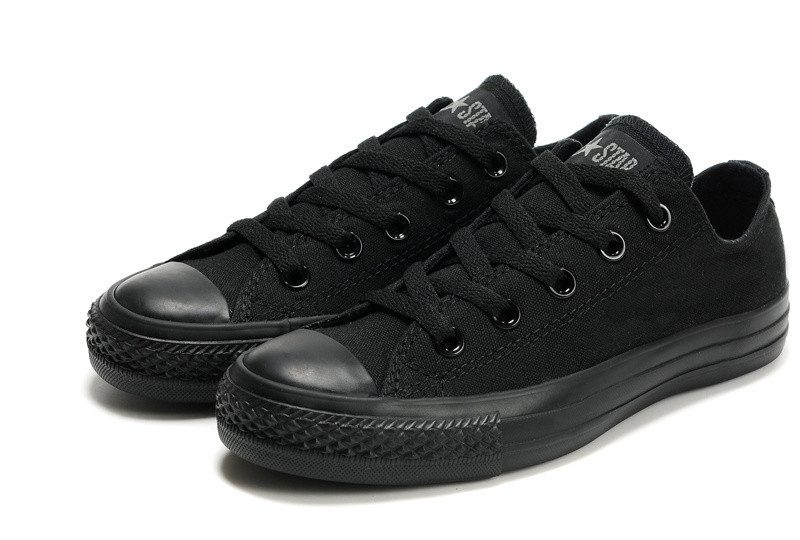 Кеды Унисекс Converse Low Oll Black