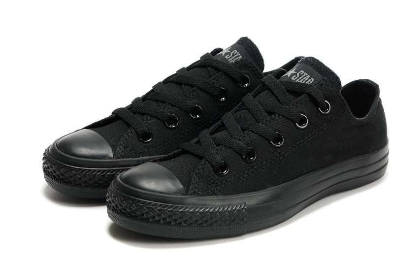 7ff0b067dc9a Кеды мужские Converse Original Low All Black