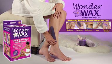 Крем-воск для удаления нежелательных волос Воск Wonder Waх NV
