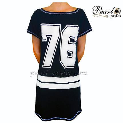 Спортивное платье -туника, фото 2