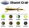 Сьедобный силикон Fishing ROI Shaggi Grab 3810-C909 75mm
